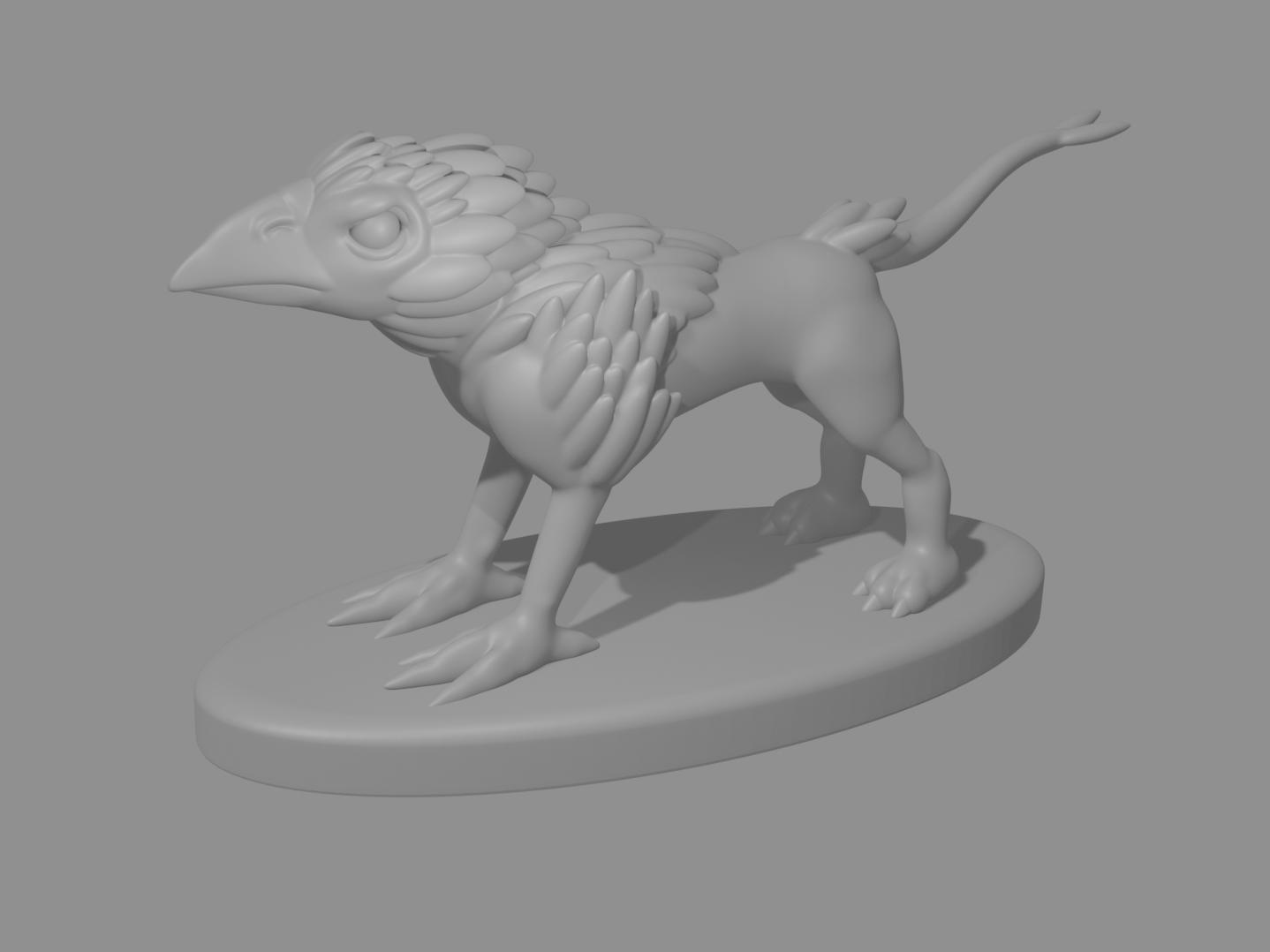 Bird Beast - Chimera