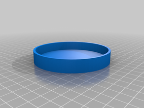 15mm Tattoo Ink cup tray with lid