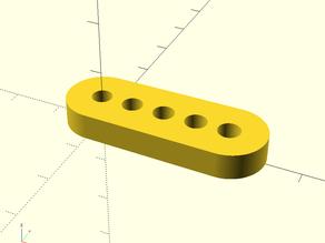 Calibration: Holes (Customizable)