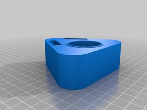 Nanofoamer base/stand
