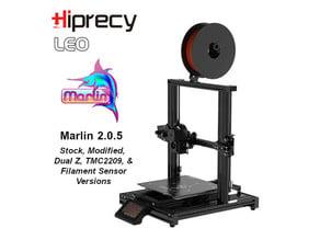 Hiprecy LEO - Marlin 2.0.5 Firmware
