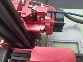 support Ventilation extrudeur CR10S PRO et tous Nema 17