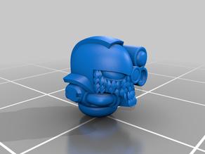 Space Soldier Hydra happy helmets