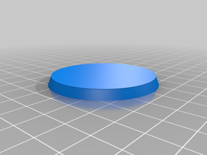 25mm 32mm 40mm 50mm 60mm round bases