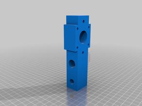 DIY 3D printed PCB making CNC