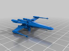 T-65 Santa X-wing