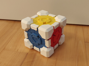 Rubiks Cube Companion Cube extensions