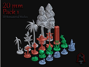 20 mm OpenFoliage Insert Pack
