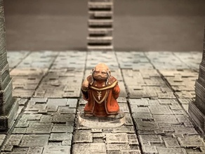 Dungeon Master (32mm scale)