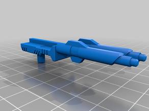 Siege Crosshairs blaster