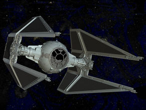 Tie Interceptor (Print Coming)
