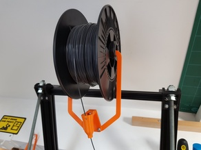 Pivoting Filament Oiler Extension Arms