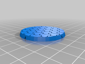 Miniature Bases. 25, 40, 55 mm