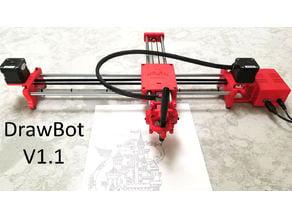 Drawing Robot - Arduino Uno + CNC Shield + GRBL
