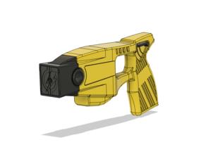 X26 Taser Dummy for Airsoft / Softair , Practise drills