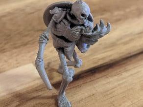 Frosthaven: Shambling Skeleton