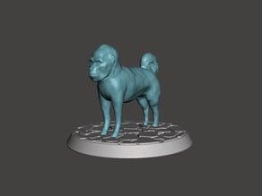 Dog Ape - Door Guard - 28mm