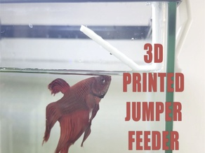 Jumper Feeder for Betta fish