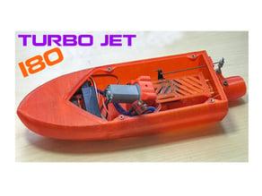 Jet Boat mini motor 180 body V2