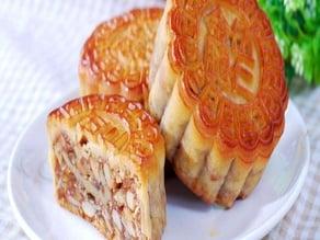 Chinese Chess Moon Cake Mould 中国象棋月饼模具