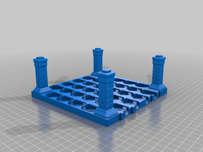 simple stackable mini storage