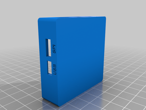 Drotek DP0601 (ZED-F9P) case