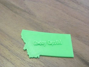 Montana, Cowboy Capital