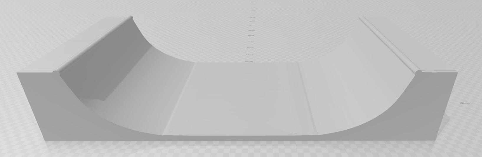 Finger Board Mini Ramp