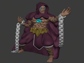 Gloomhaven Boss: Manacled Savvas