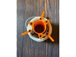Adjustable Sample Filament Spool