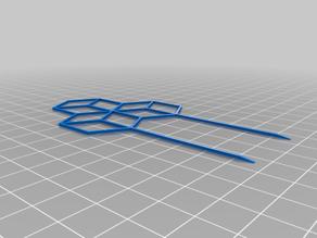 Isometric Cube Trellis