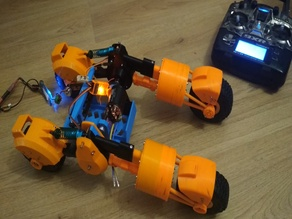 RC Buggy Outrunner (Borderlands)