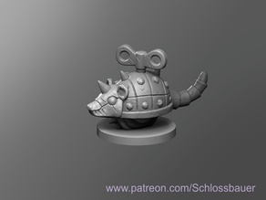 Clockwork rat