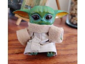 Articulated BJD Baby Yoda