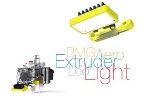 Led Light for BMG Aero Extruder