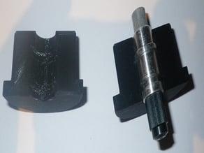 43mm collar vinyl cutter adapter
