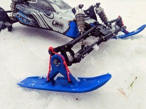 Universal RC Ski Set
