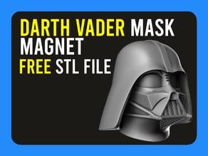 ▷ Darth Vader Magnet Fridge