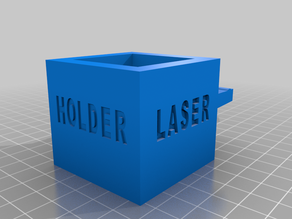 CNC 3018 - Laser Holder