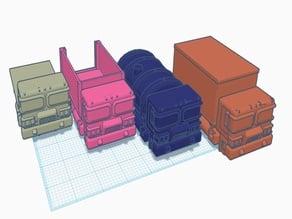 Retro Future Trucks