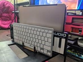 Desk stand for Laptop, Tablet, Phone, Keyboard, ETC-Lasercut