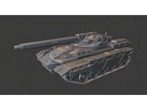 Chasovoy, Light Tank