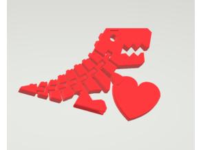 Flexi-Rex Valentine