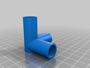 Tube Corner Connector D~12mm