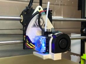 E3D Hemera mount for LulzBot Taz 6