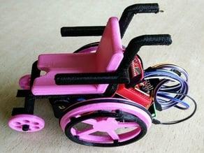 Diana escorna - silla ruedas