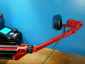 Modular Mounting System Adapter for Y Axis Tensioner