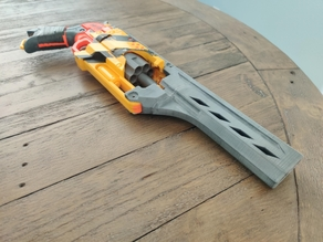 Nerf Hammershot Handcannon Upgrade Kit
