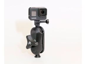 "RAM mount M8 1.5"" Ball System for Gopro"