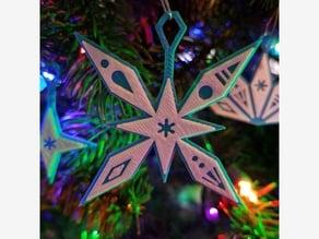 Elements Ornaments/Pendants (Frozen 2)